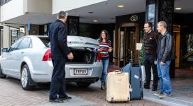 Limousine South Airport Transfer Sofitel Queenstown luxury