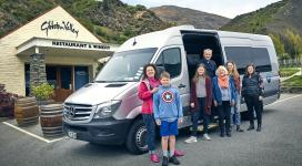 Queenstown Highlights Gibbston Valley winery tour sightseeing tours